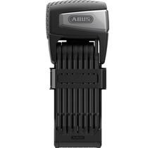 Abus, Bordo Smart X 6500A, Folding Lock, Smart, 110cm, 5mm, Black, No remote, Requires phone app
