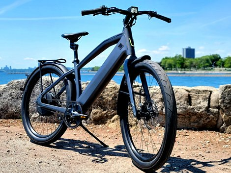 Review: The All-New Stromer ST2, First Ride and Impressions.