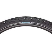 Schwalbe, Marathon Winter Plus, Tire, 700x50C (29x2.00), Wire, Clincher, Winter, SmartGuard, 67TPI, Black