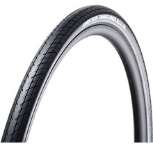 Goodyear, Transit Speed, Tire, 700x40C, Wire, Clincher, Dynamic:Silica4, S5: Secure Shell, 60TPI, Black