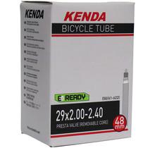Kenda, Presta-Removable Valve Core, Tube, Presta, Length: 48mm, 29'', 2.00-2.40