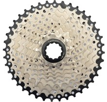 LANXUANR 10 Speed Mountain Bicycle Cassette Fit for MTB Bike, Road Bicycle, Super Light (11-42T)