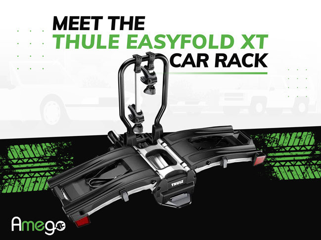 Thule Easyfold XT Electric Bike Car Rack