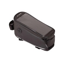 Zefal, Z Console Pack T1, Top Tube Bags, 0.8L, Black