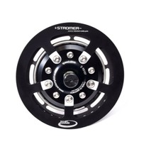 Stromer - Schlumpf Speed Drive BB Assembly ST1 S with silver pressure plates includes 32T ring and guards