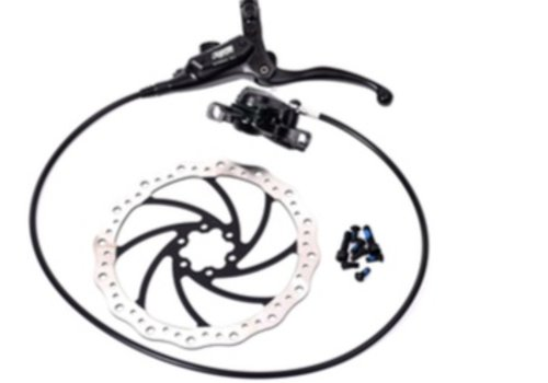 Stromer Stromer - Brake Front Tektro Dorado ST1 ST1, ST1 T & ST1 S, Without sensor switch, includes rotor & mounting bolts