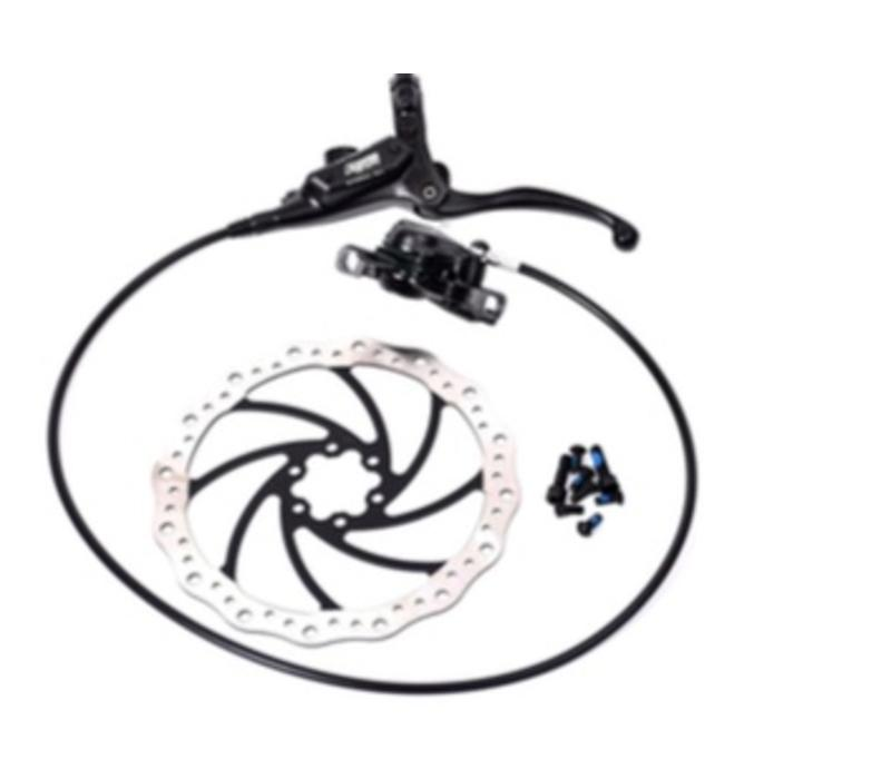 Stromer - Brake Front Tektro Dorado ST1 ST1, ST1 T & ST1 S, Without sensor switch, includes rotor & mounting bolts