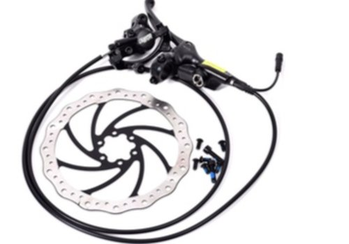 Stromer Stromer - Brake Rear Tektro Dorado ST1 ST1, ST1 T & ST1 S With sensor switch, includes rotor & mounting bolts