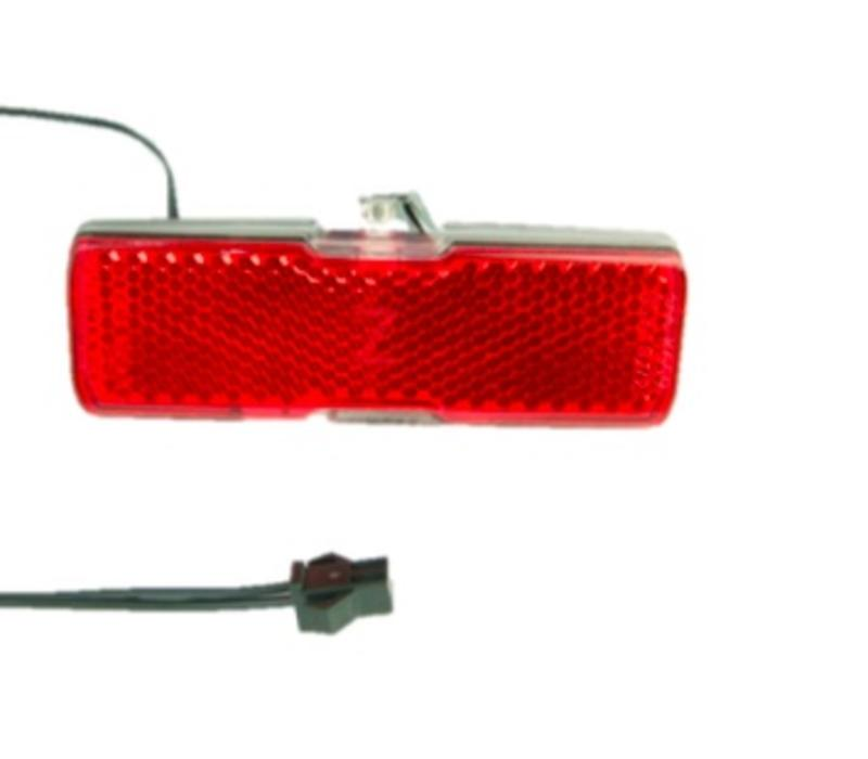 Stromer - Light Rear B+M Toplight Mini ST1, ST1 X & ST2 incl. cable, plug & mounting screws