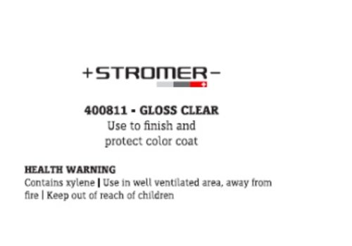 Stromer Stromer - Touch-up Paint Gloss Clear Coat All