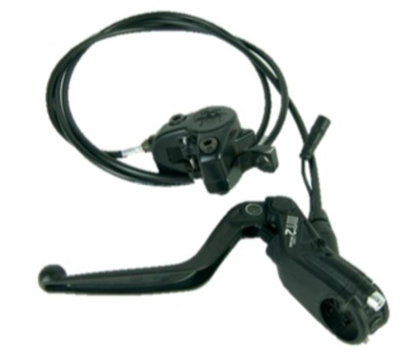 Stromer - Brake Magura MT4e rear ST2 to be replaced by 400329 includes rotor & mounting bolts