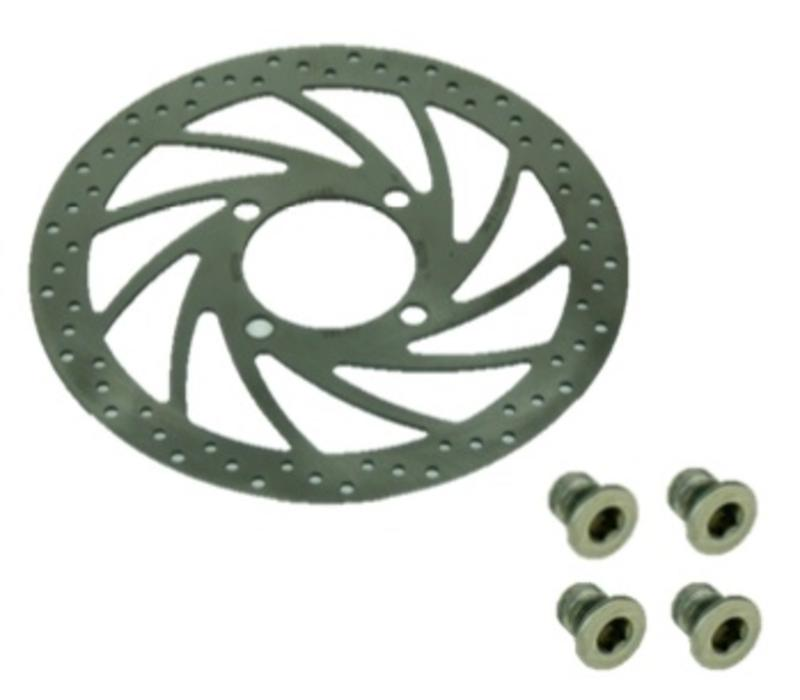 Stromer - Brake Rotor Rear Magura 180mm 4 holes ST2 & ST2 S Includes rotor screws