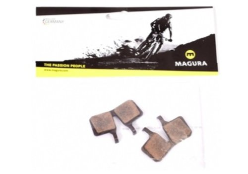 Stromer Magura Brake Pads 9.1, pair ST2 S, Only fits MT5 four piston caliper, To be replaced by 400828