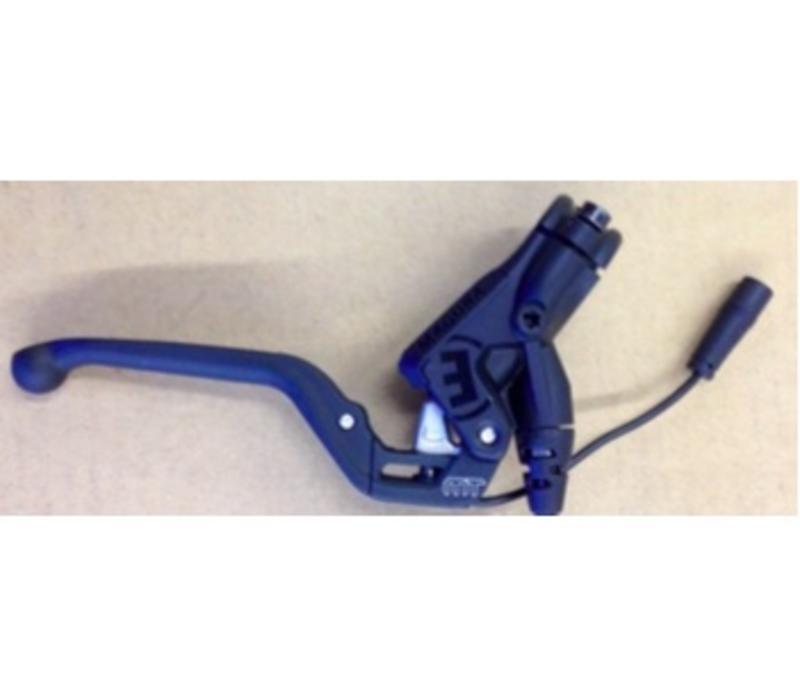 Stromer - Brake Lever Assembly - Magura MT4Ne ST2, Works as both left and right, Closer brake sensor & Stromer plug