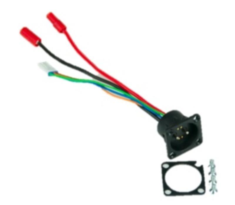 Stromer - Charging socket ST1 X, ST2 & ST2 S
