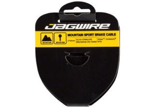 Jagwire, Slick, Brake cable, MTB, Stainless, 3500mm (tandem)