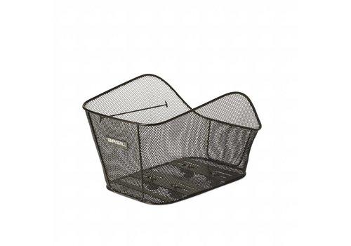 Basil Basil Icon Basket, Large, Black