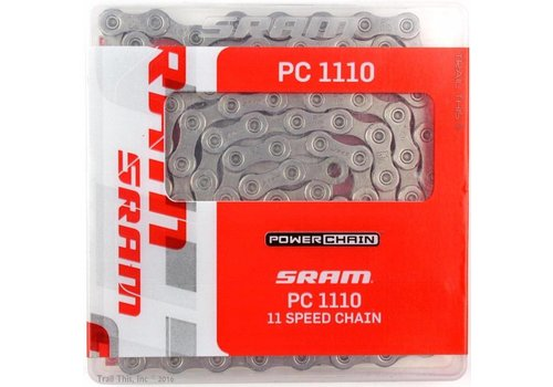 Sram, PC 1110, Chain, 11 speeds, 114 links, With PowerLock 11