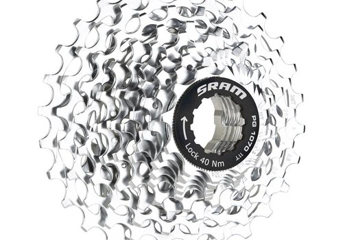Sram, PG-1070, 10sp. cassette, 12-32T