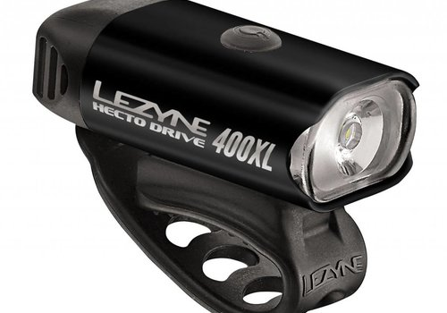 Lezyne Lezyne, Hecto Drive,  400 Lumens, Front Light, Black
