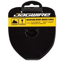 Jagwire, Basics, Brake cable and Housing, MTB, Black