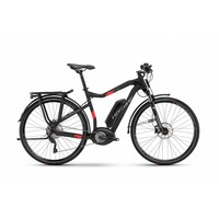 Haibike XDURO Trekking S 5.0 (high-step) Black 2017
