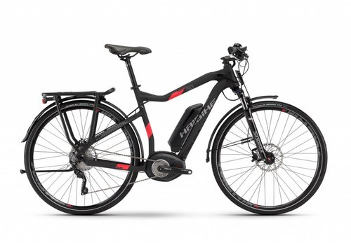 Haibike Haibike XDURO Trekking S 5.0 (high-step) Black 2017
