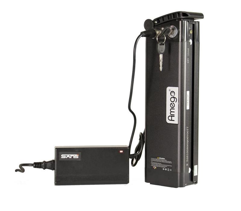 Das-Kit 48V10AH 480Wh Lithium Battery (Freedom)