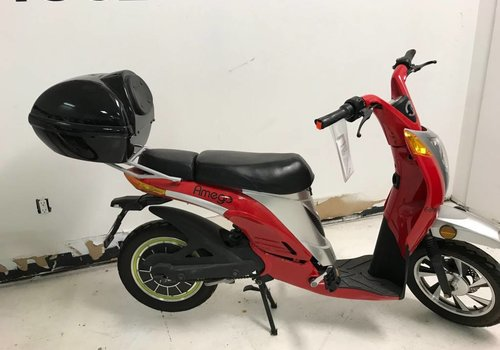 Amego Scooter #1 E-Breeze, Red no battery