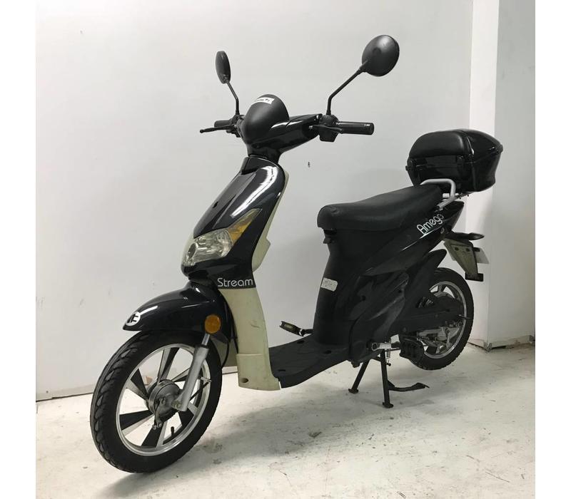 Scooter #7 Stream black no battery