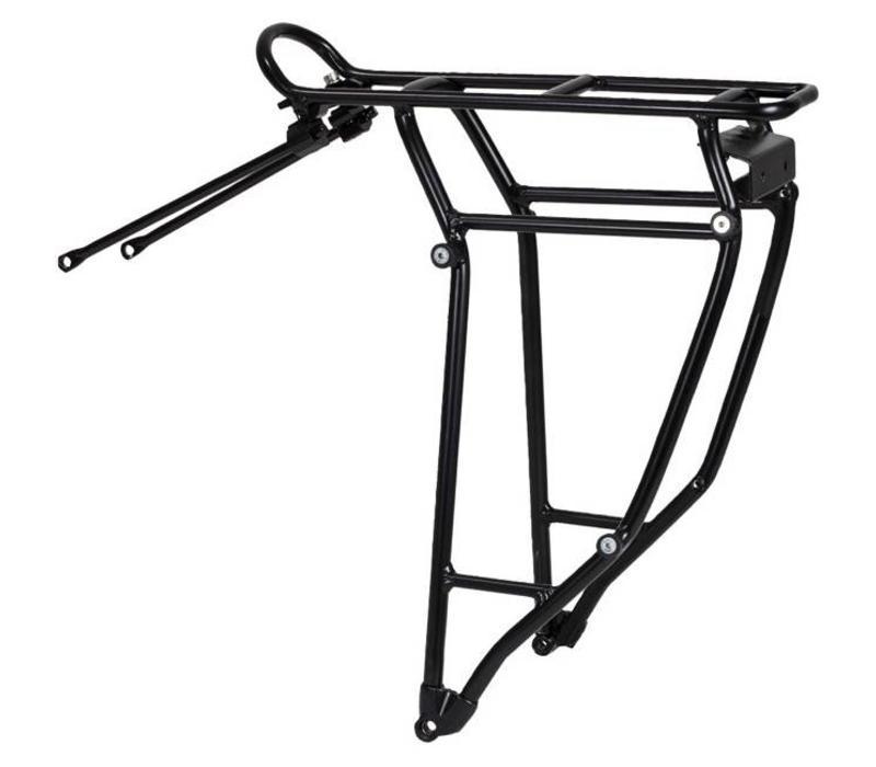 Ortlieb, QL3/QL3.1 Rear Rack, Black, 26/28 inch