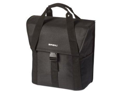 Basil Basil Go Single Bag Solid Black (not a pair)