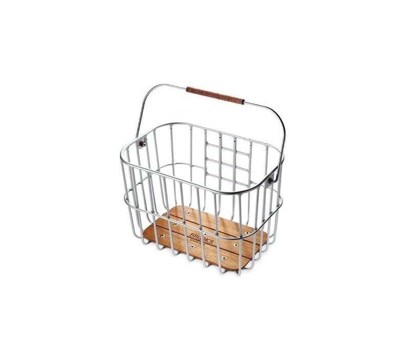 Brooks Hoxton, Basket, Wooden base