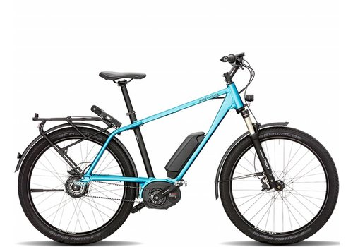 Riese & Muller Riese & Muller Charger GH Nuvinci (350lb load) 2018