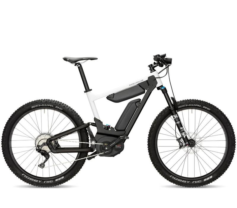 Riese & Muller Delite Mountain 2018 49cm, 500WH Battery