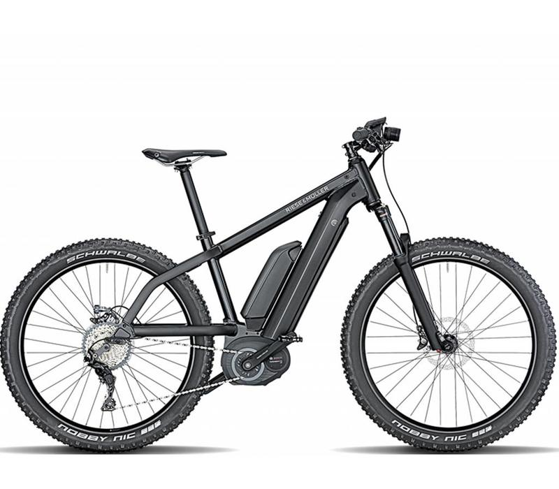 Riese & Muller New Charger Mountain 2018