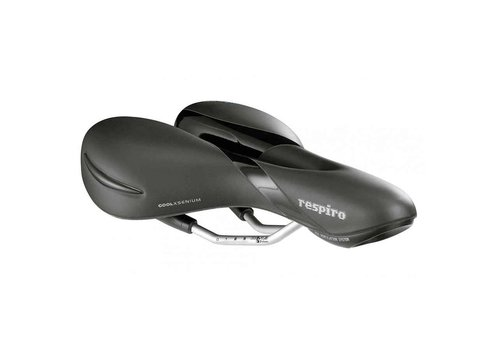 Selle Ryal, Respir Mderate, Saddle, 263 x 199mm, Wmen, 475g, Black