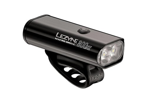 Lezyne Lezyne, Macro Drive 800XL, Light, Black