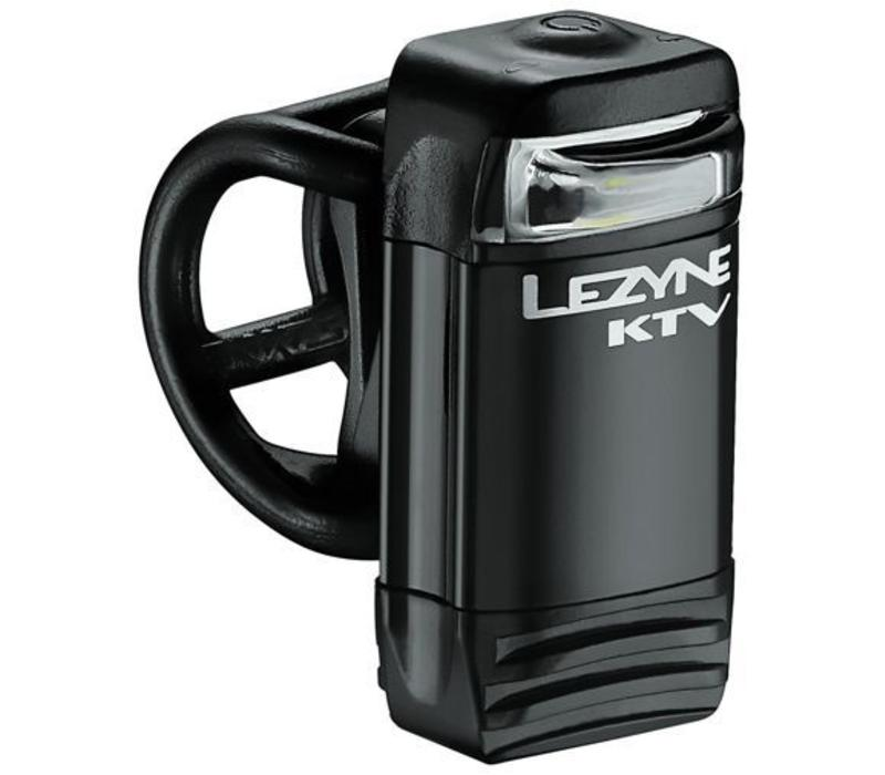 Lezyne, KTV Drive, Light, Front, Black