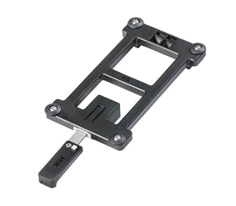 Basil, MIK Adapter Plate, Black