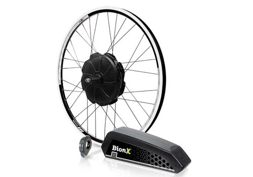 BionX BionX Kit, P350 DL, Black Rim & Spokes