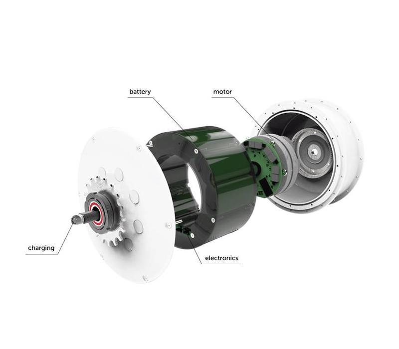 FlyKly Smart  Wheel 20in
