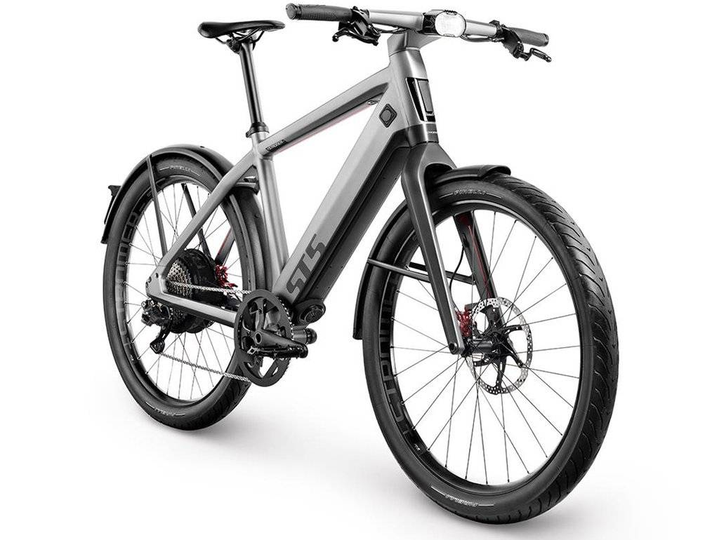 The Stromer ST5: Coming to Amego EV August 2018.