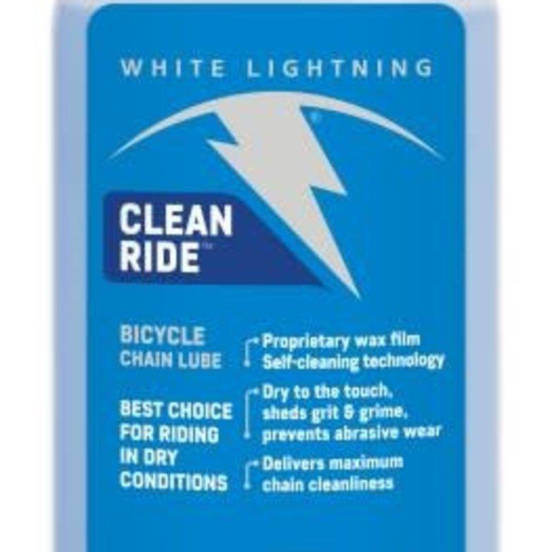 WHITE LIGHTNING CLEAN RIDE LUBE