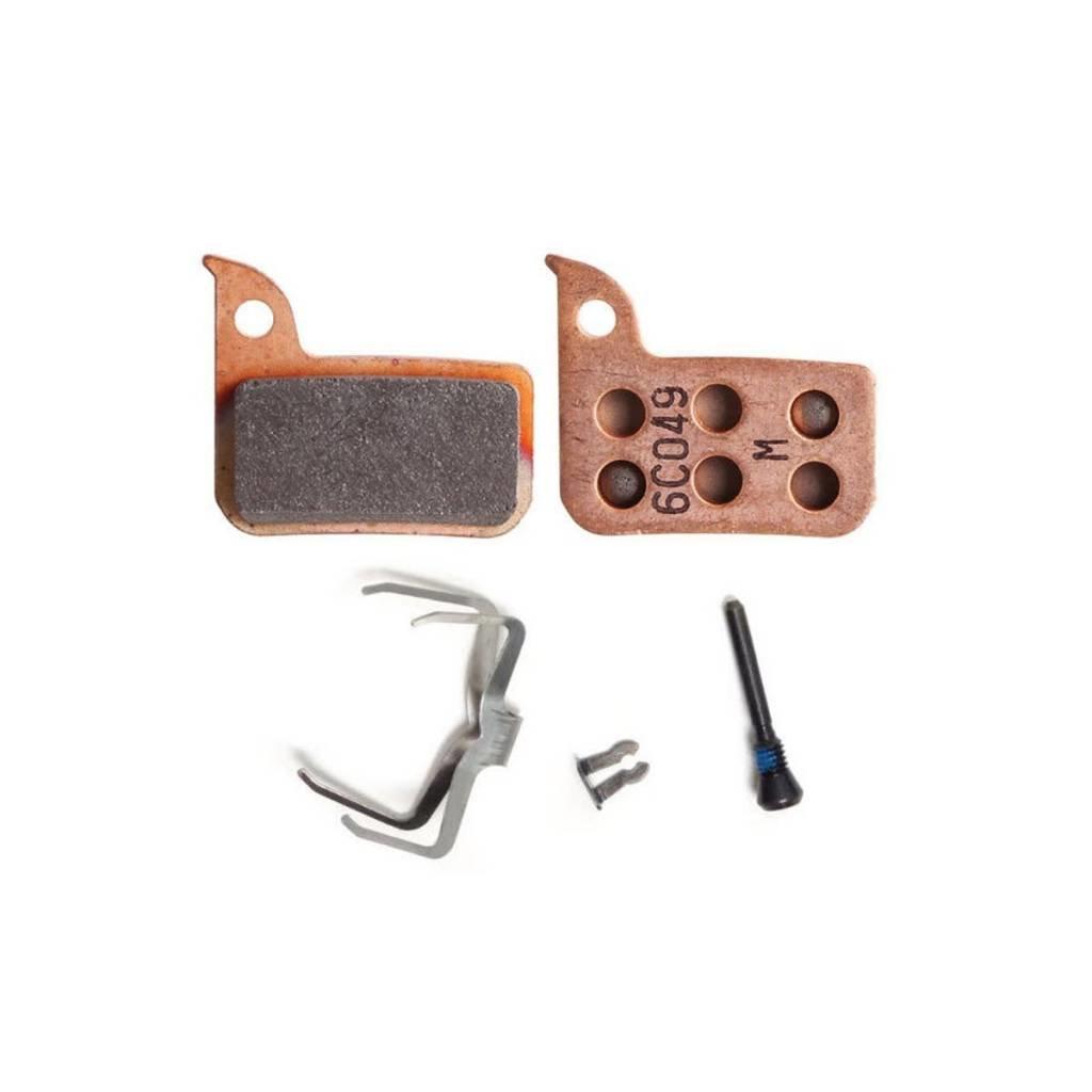 SRAM AVID/SRAM DISC BRAKE PADS HRD/LEVEL ULT/TRM METAL
