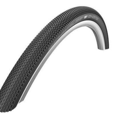 SCHWALBE SCHWALBE G-ONE ALLROUND 700 x 35F EVO MICROSKINTLE 127TPI, 45-70PSI Black