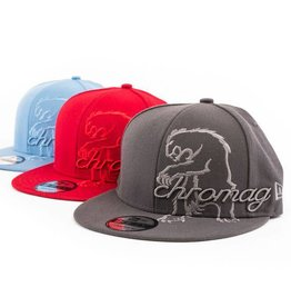 CHROMAG CHROMAG HAT NEW ERA SNAP BACK BEAR PRESENCE