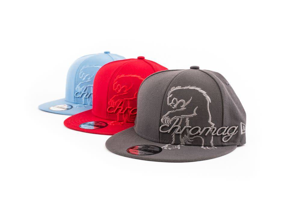 e86a8065a0db7 CHROMAG HAT NEW ERA SNAP BACK BEAR PRESENCE - Your Bike Candy Store