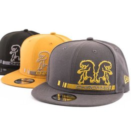 CHROMAG CHROMAG HAT NEW ERA V2 SNAP BACK BEAR REFLECT
