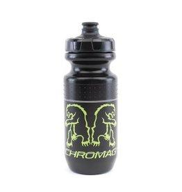 CHROMAG CHROMAG BOTTLE BEAR REFLECT Black/Green 620ml